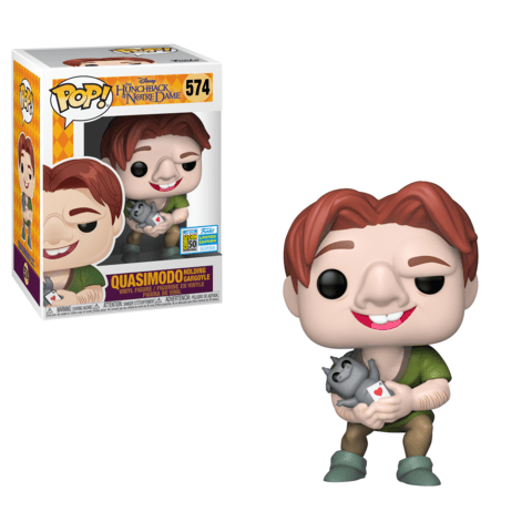 Funko Pop The Hunchback of Notre-Dame - Quasimodo placeholder link