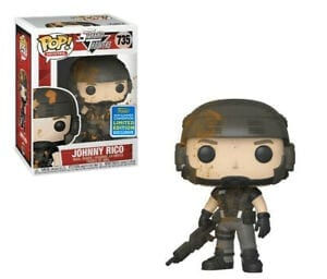 Funko Pop Starship Troopers Rico placeholder link