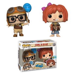 Funko Pop Carl and Ellie Up placeholder link