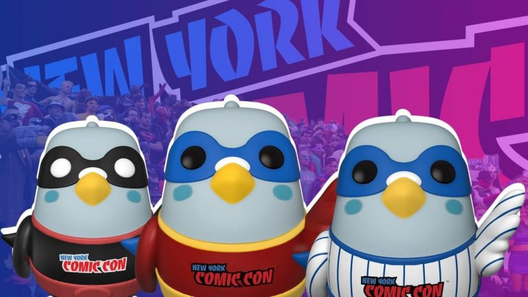 Episode 60 – NYCC 2019 Convention Exclusive Recap
