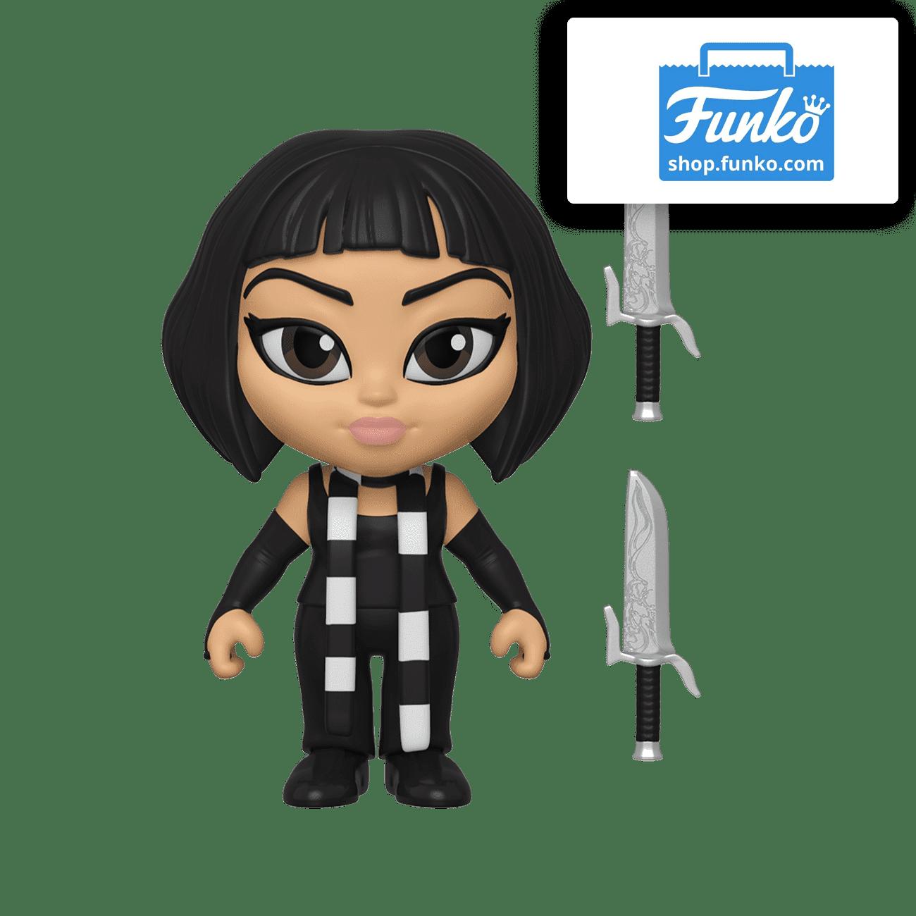 Funko Five Star Knives Chau NYCC 2019