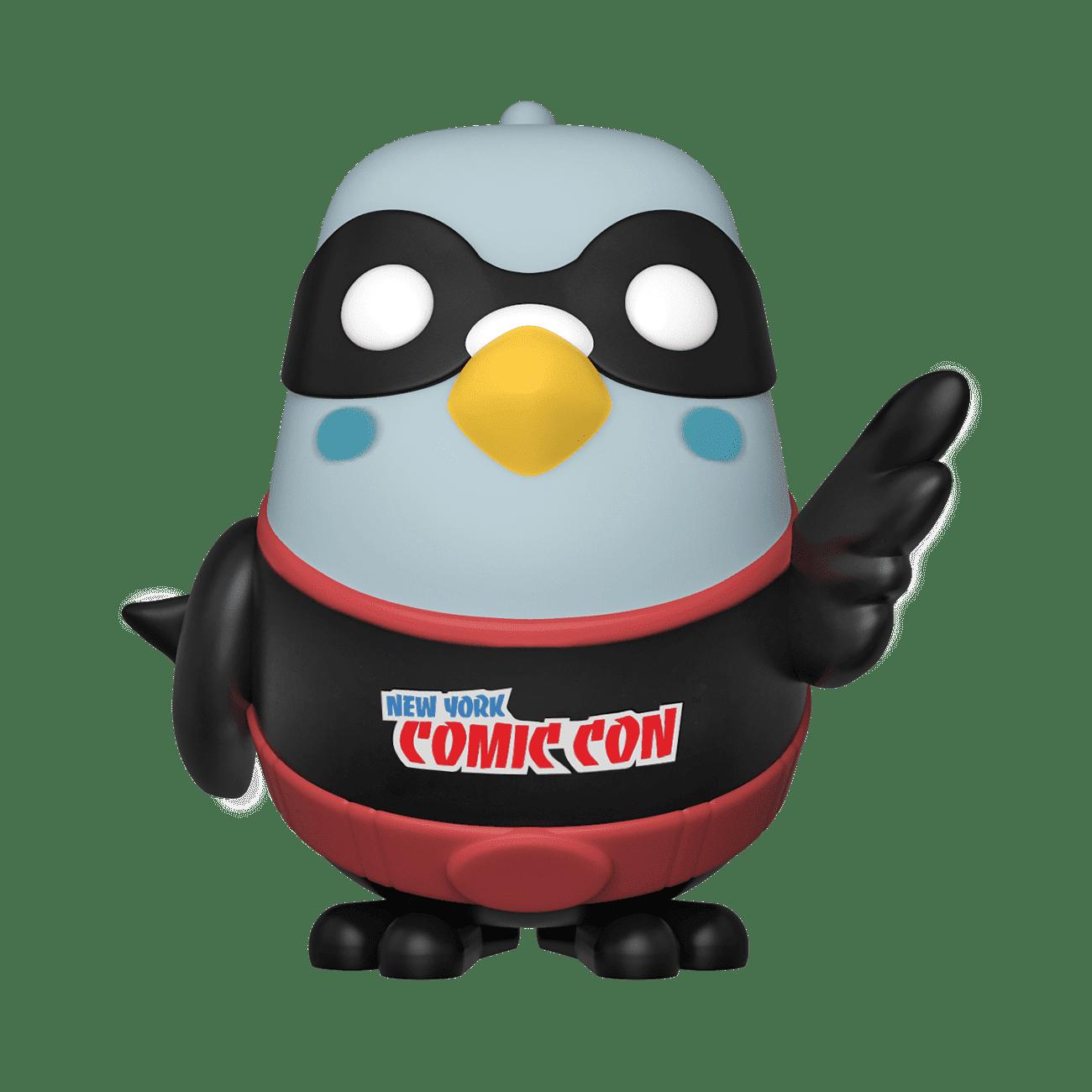Funko Pop Black Super Hero Pigeon NYCC 2019