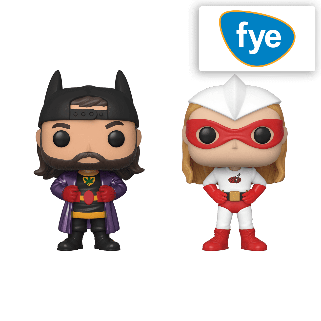Funko Pop Bluntman and Chronic NYCC 2019 2-pack
