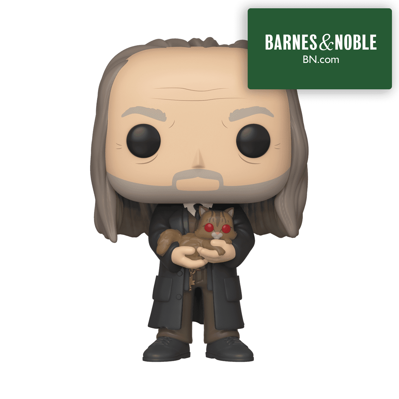 Funko Pop Filch with Mrs. Norris NYCC 2019