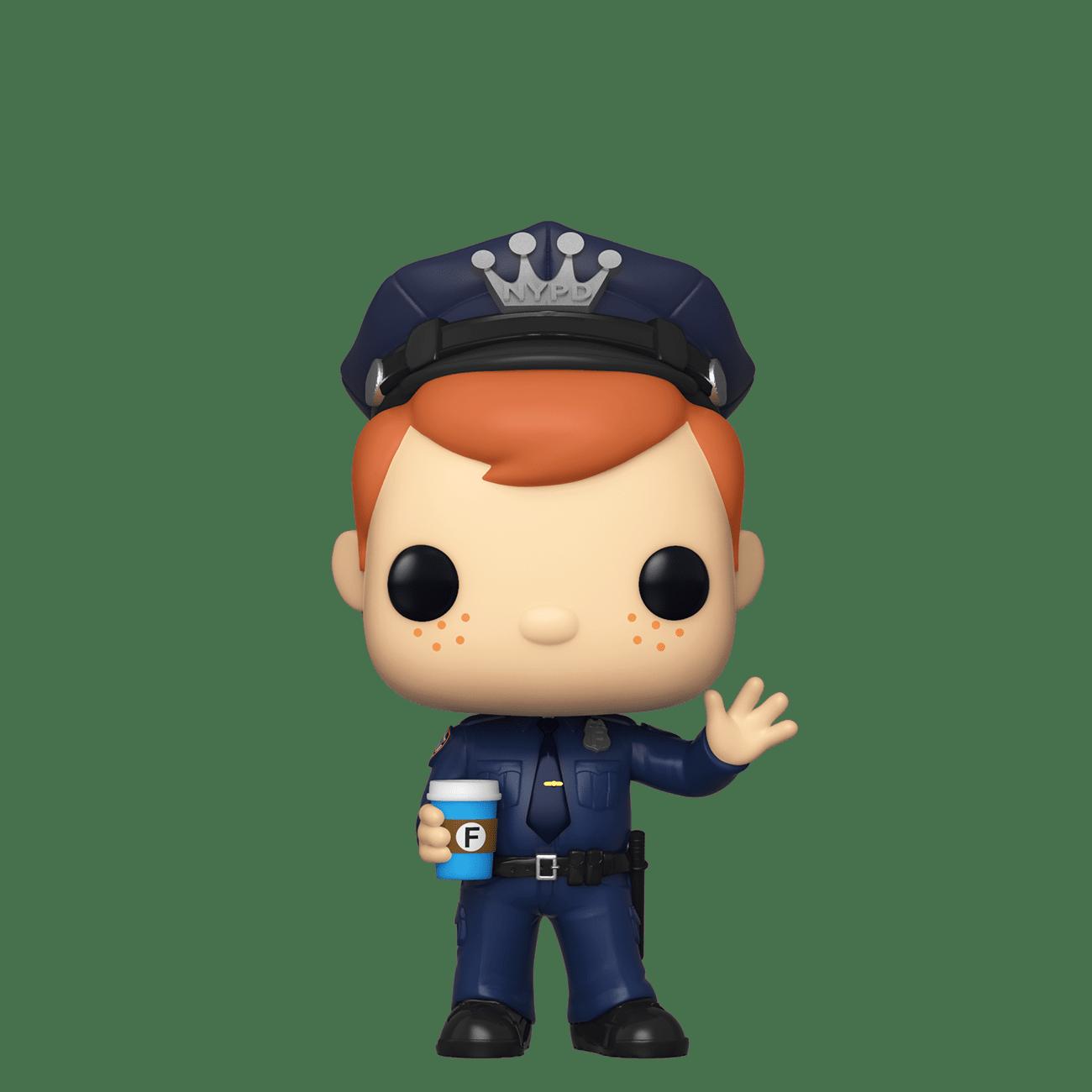 Funko Pop Freddy Funko NYPD Officer Freddy NYCC 2019