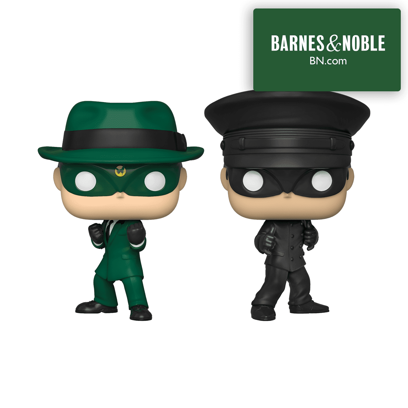 Funko Pop Green Hornet and Kato 2-pack NYCC 2019