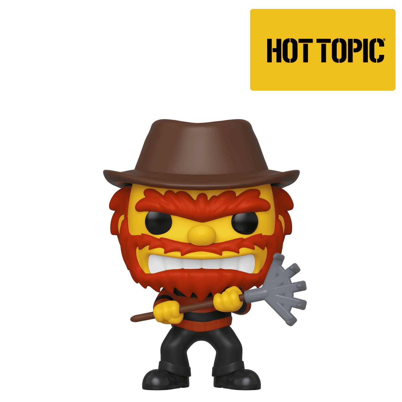 Funko Pop Groundskeeper Willy NYCC 2019