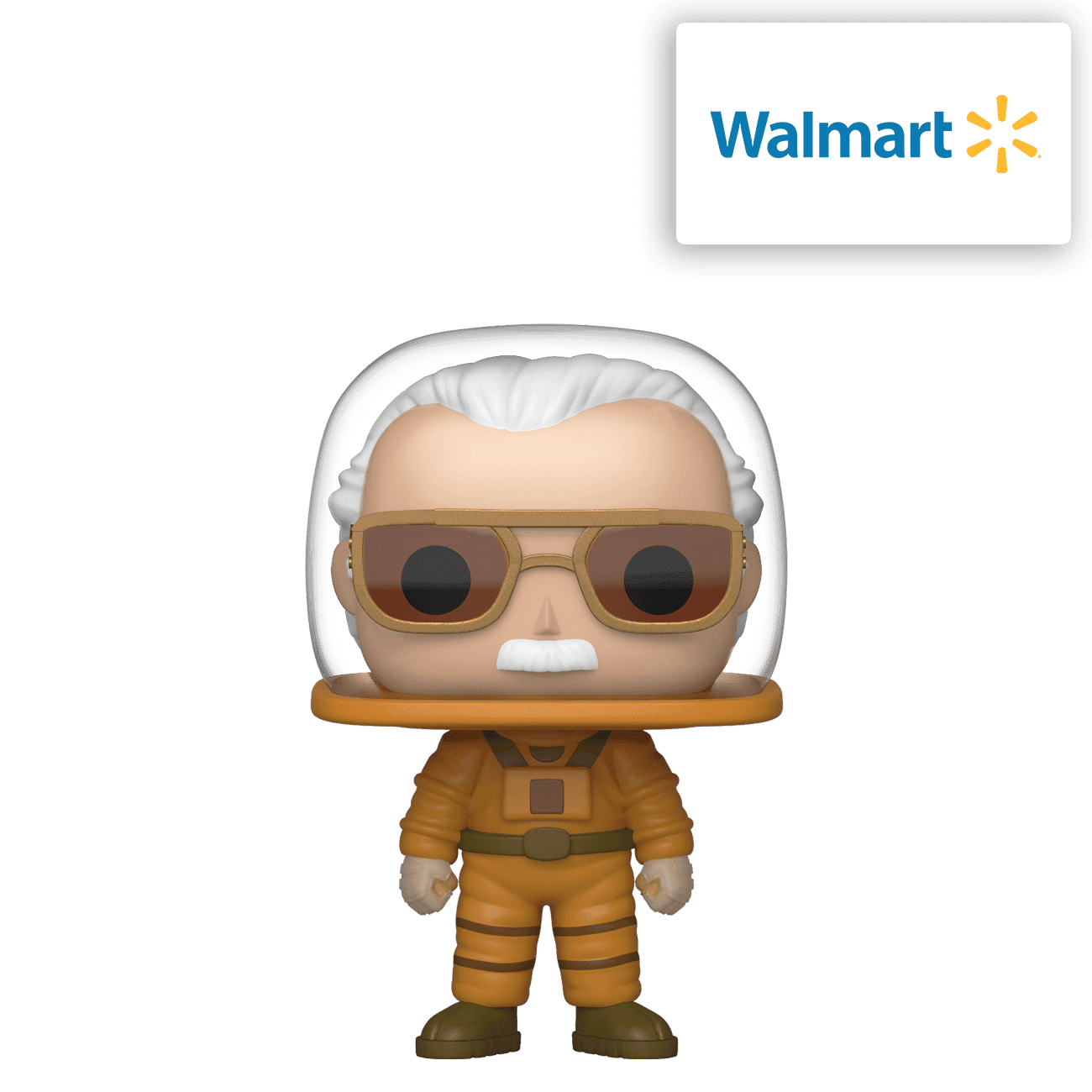 Funko Pop Guardians of the Galaxy Vol 2 Stan Lee NYCC 2019