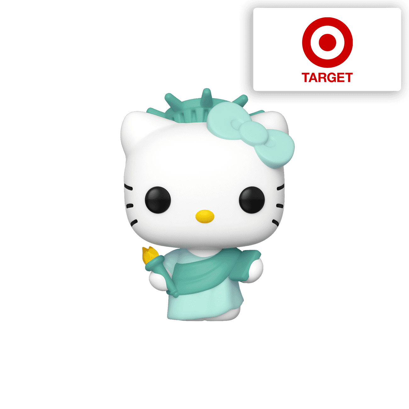 Funko Pop Hello Kitty Lady Liberty NYCC 2019