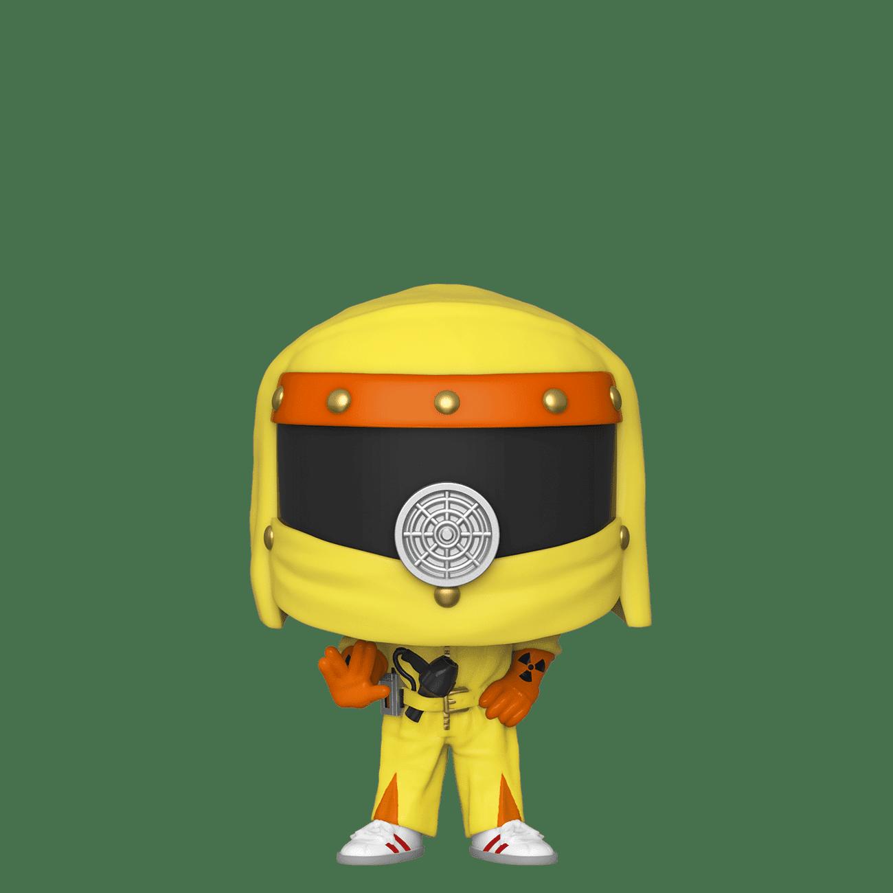 Funko Pop Marty McFly Hazmat Suit NYCC 2019