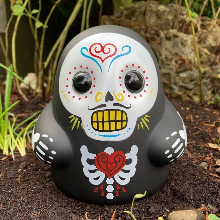 "Bimtoy The ""Muertos"" Tiny Ghost Tiny Ghost NYCC exclusive LE300"