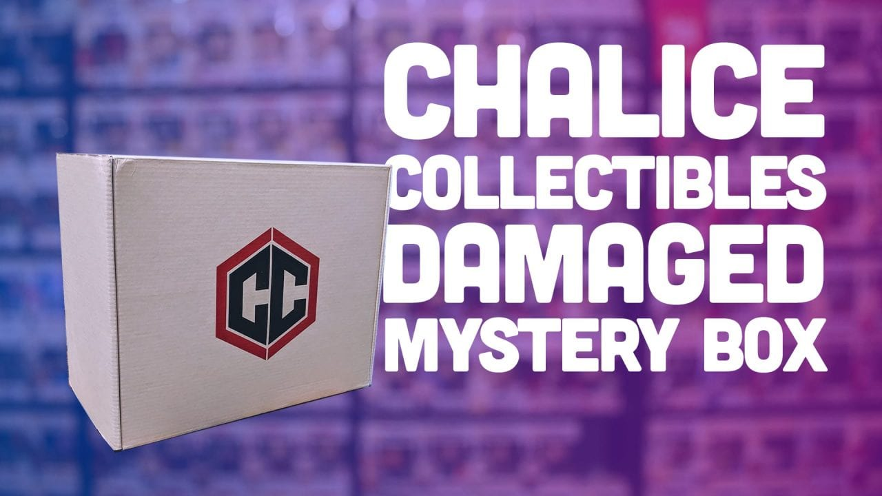 Chalice Collectibles Damaged Funko Mystery Box
