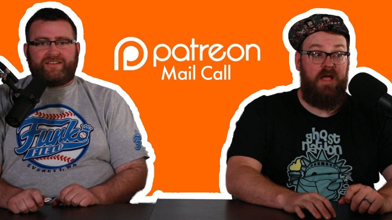 Pop Collectors Alliance Patreon Mail Call and Unboxing
