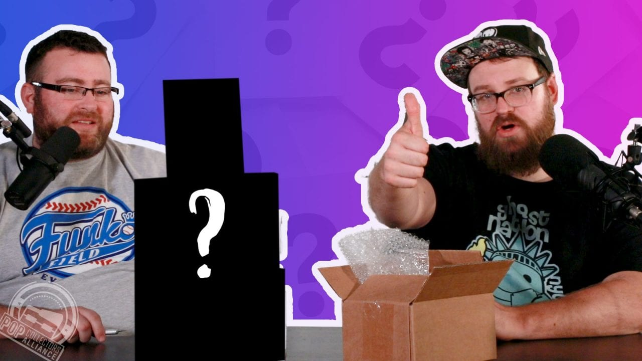 We Open 5 Funko Pop Mystery Boxes