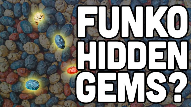 Episode 74 – Funko Hidden Gems and News (LIVE)