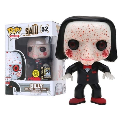 Glow in the Dark Billy SDCC
