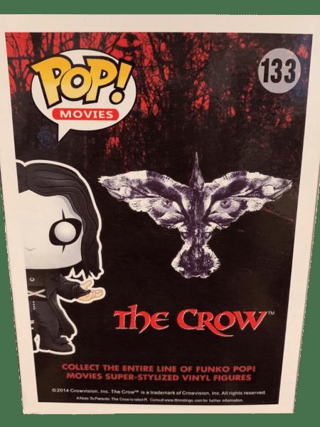 The Crow GITD Box Back Fake