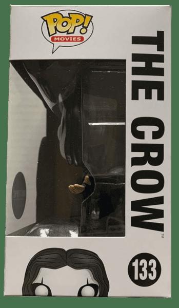 The Crow GITD Box Back Real