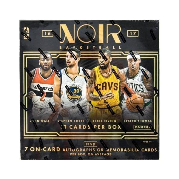 NBA Noir Hobby Box