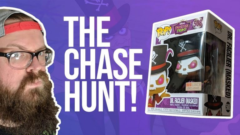 The Chase Hunt: Dr. Facilier