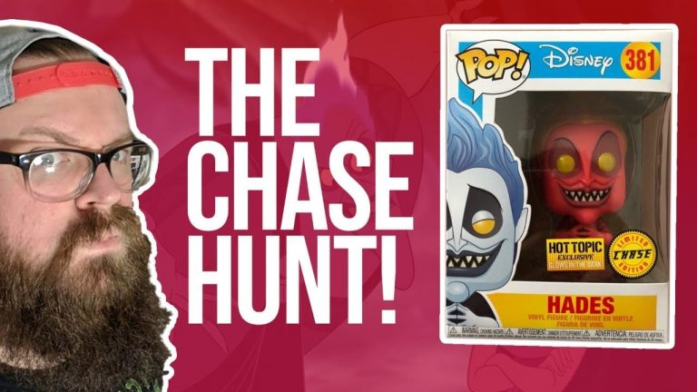 Chase Hunt: Hades