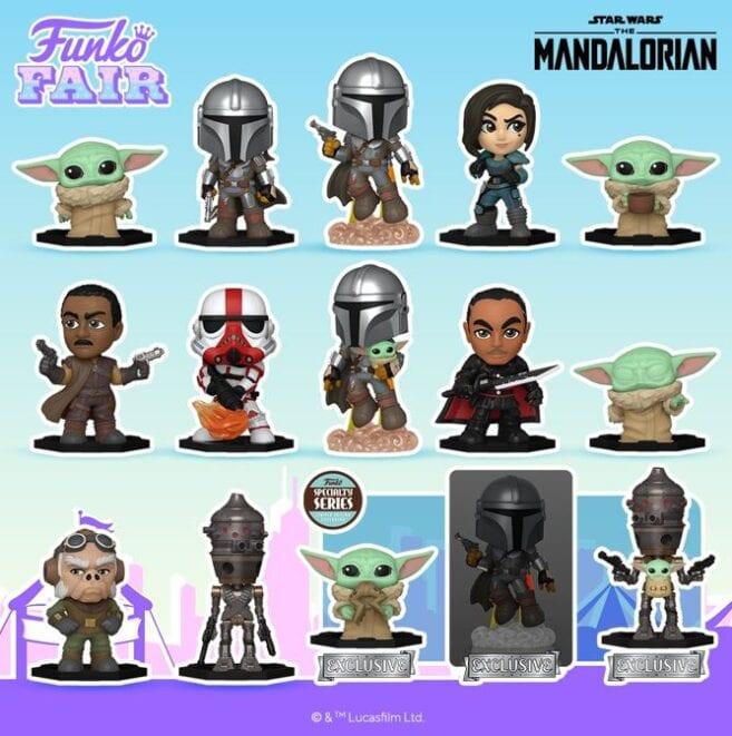 Star Wars Funko Mystery Minis