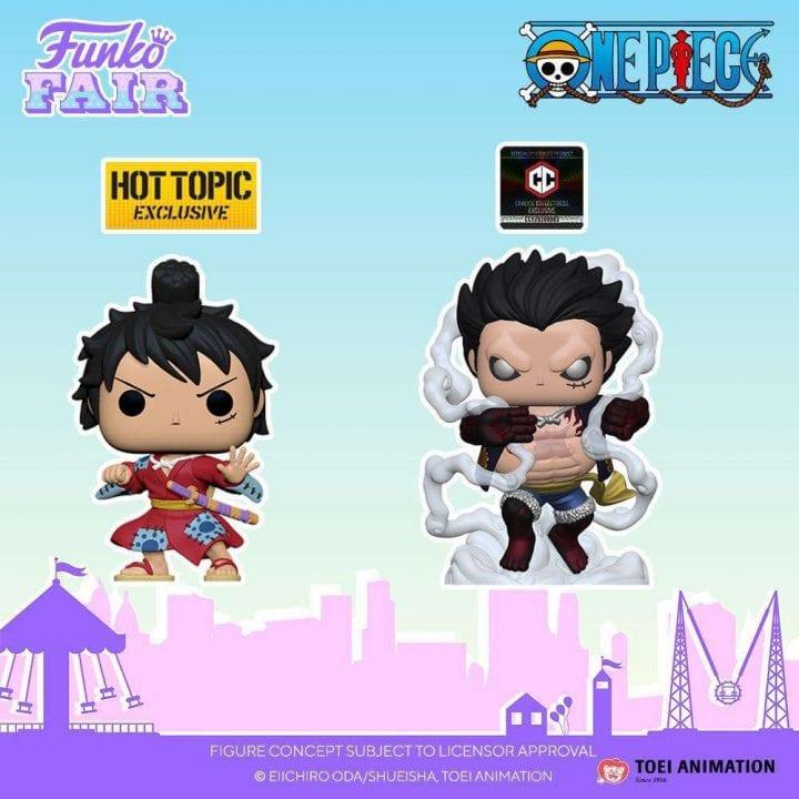 One Piece Funko Pops 2