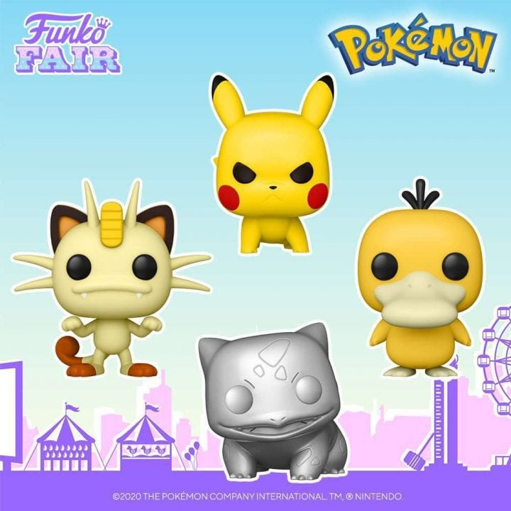 Pokemon Funko Pops